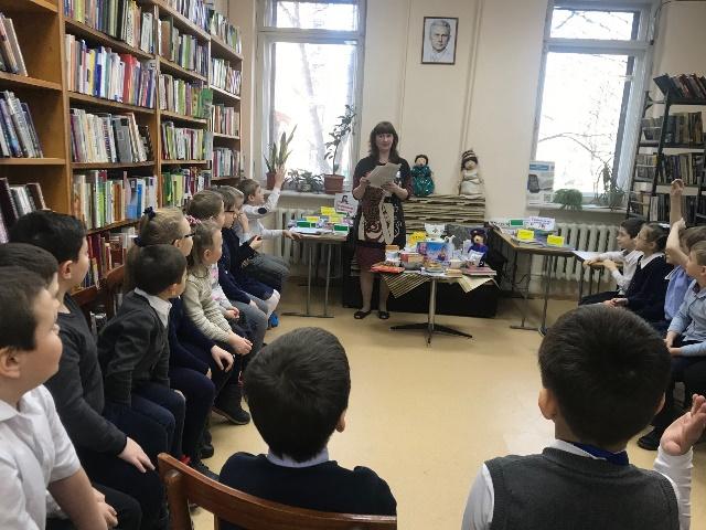 Библио-кафе «Традиции Масленицы»
